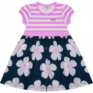 Платье Pink Grace для девочки сиреневый