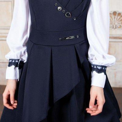 Новый бренд: Школа без рядов/гарантия цвета — ДЕВОЧКИ ПЛАТЬЯ/САРАФАНЫ — Одежда для девочек