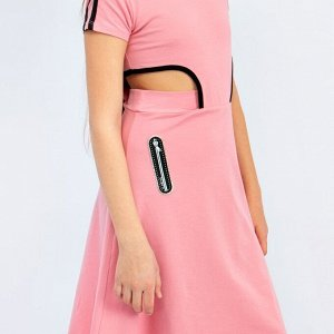 Платье Соль&Перец с коротким рукавом