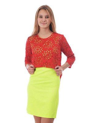 Платье - салатовый цвет