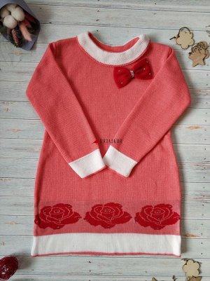 Платье-туника «Розочка»