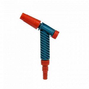 """Пистолет-распылитель, регулируемый, под шланги 1/2"""" (12 мм), 3/4"""" (19 мм), пластик"""