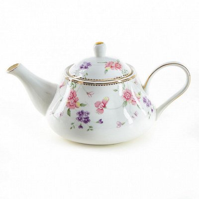 ✔ Дельта- Дискаунтер ✔ Товары для дома ✔- 44 — Чайники заварочные, сахарницы, банки для чайных пакетиков — Посуда для чая и кофе