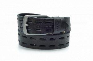 Ремень джинсовый 40 мм с перфорацией ES-h-0251
