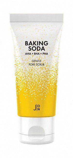 J:ON Содовый скраб для очищения пор Baking Soda Gentle Pore Scrub