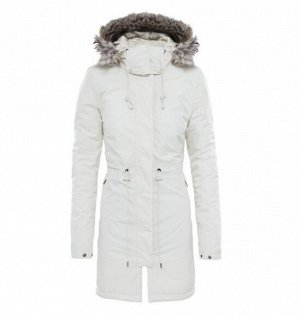 Парка The North Face W ZANECK PARKA VINTAGE WHITE