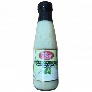 Майонезный соус из морепродуктов (SEAFOOD SAUCE DIPPING WITH MAYONNAISE) 200 гр.