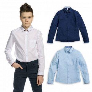 BWCJ8086 сорочка верхняя для мальчиков