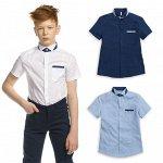 BWCT7090 сорочка верхняя для мальчиков