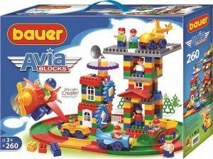 "Bauer.749 Конструктор ""Avia"" набор ""Аэропорт"" РРЦ 1399 руб."