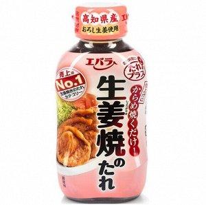 Соус EBARA на основе соевого с добавлением имбиря, 230 гр.
