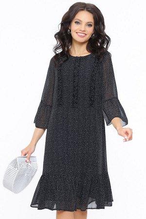 Платье Тонкая штучка, с ремешком