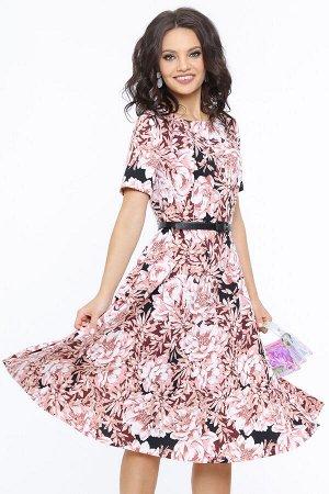 Платье Неповторимая, с ремешком