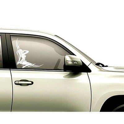 🌟Яркие интерьерные наклейки! Наклейки на Авто! - 46🌟 — На АВТО. На боковые стёкла — Аксессуары