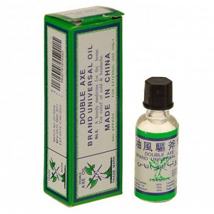 Бальзам обезболивающий Double Axe Oil, 3 мл