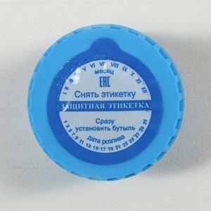 Пробка трёхкомпонентная для ПЭТ и ПК-бутылок (с термостикером)