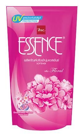 """LION """"Essence"""" Кондиционер-концентрат для белья 600мл розовый (pink)"""