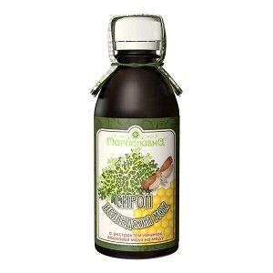 Сироп «Исландский мох с экстрактом личинок восковой моли»