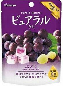 Мармелад KABAYA виноград, 50 гр