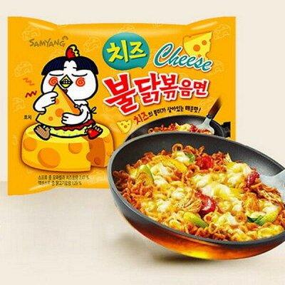 Вкусняшки из Южной Кореи! Лапша, удон, соусы, снеки! -12 — Лапша быстрого приготовления — Быстрое приготовление