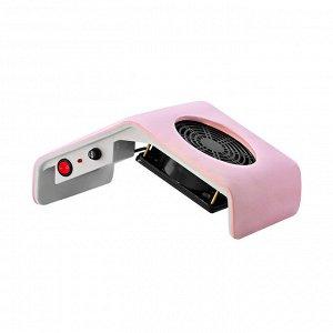 Пылесборник розовый