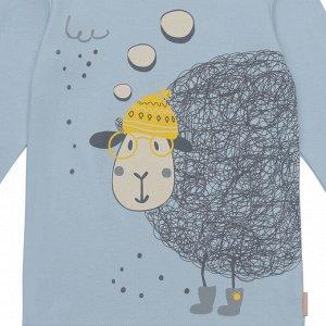 Пижама для мальчика, св.голубой