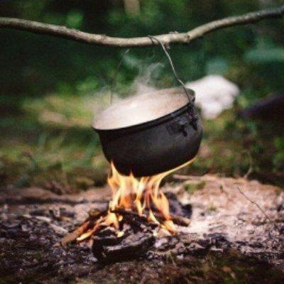 Cкидки SCOVO на сковородки!  Таких цен больше не будет! — Готовка на природе — Посуда и столовые приборы