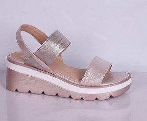 L0145-01-19 розовый (Иск.кожа/Иск.кожа) Туфли летние открытые женские