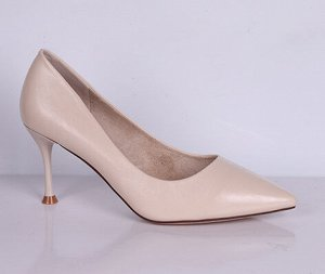 бежевый Туфли женские