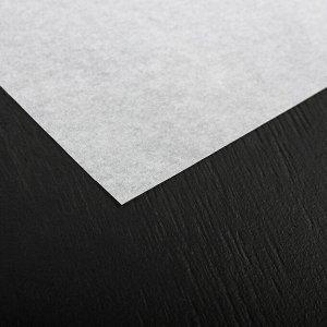 Пергамент силиконизированный в листах 38х42 см Gurmanoff, набор 5 штук