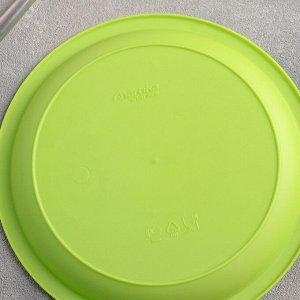 Тарелка для закусок 16 см, цвет МИКС