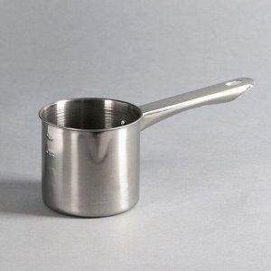 Ковш, 450 мл, d=10 см, нержавеющая сталь