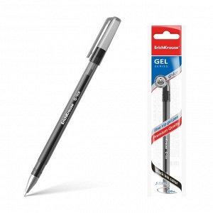Ручка гелевая G-ICE, узел 0.5мм, чернила черные, длина линии письма 500 м, 1 штука