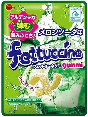 """Мармелад  """"FETTUCCINE GUMMI"""" со вкусом груши и с содержанием витамина С, 50 грамм"""
