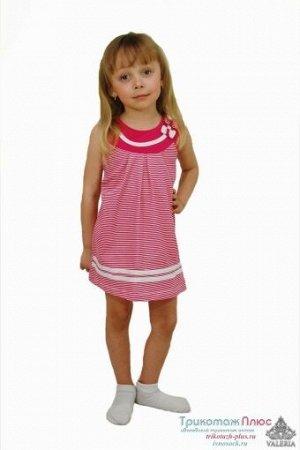 Платье детское с бантиком