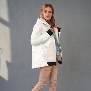 Куртка женская Молоко