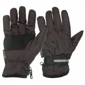Перчатки Эксклюзивные теплые перчатки   - надежный фиксатор на запястье, не маркий цвет! №1002