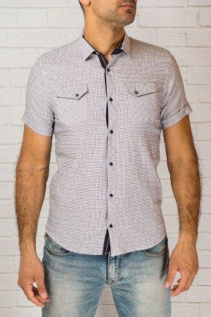 Рубашка из Фри Джинс, 50р.