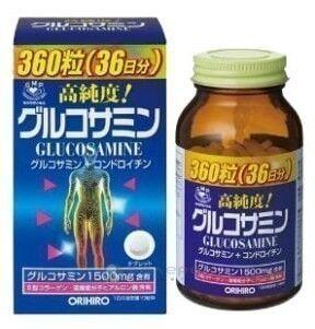 БАД ORIHIRO Глюкозамин 360шт/36 дн.