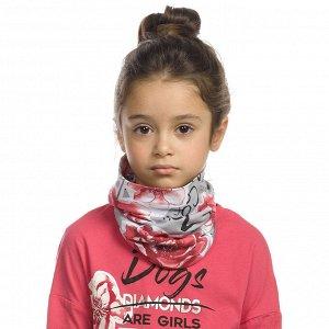"""GFFX3157 шарф (модель """"снуд"""") для девочек"""