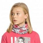 """GFFX4157 шарф (модель """"снуд"""") для девочек"""