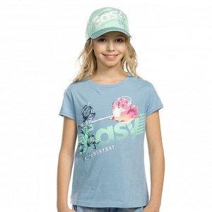 GFT4160/2 футболка для девочек