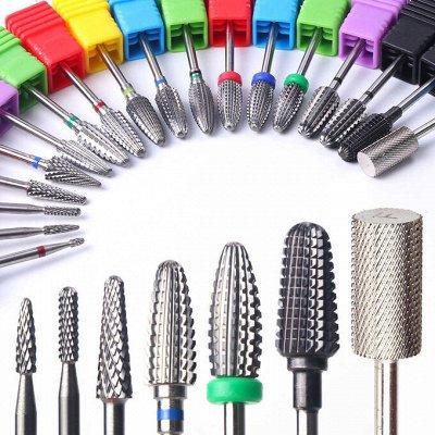 ™TNL-professional - Все для маникюра.Много Новинок!  — Фрезы — Инструменты и аксессуары