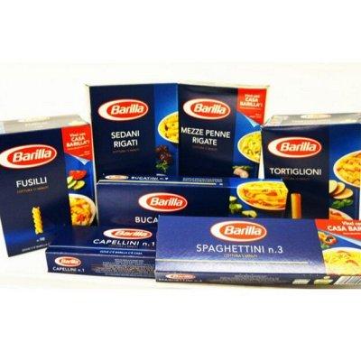 Грандиозная продуктовая закупка! Соусы, масло, макароны № 35 — Акция на пасту Барилла. Существенное снижение цены. — Макаронные изделия