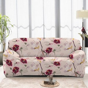 Чехол на диван трехместный ЧХТР071-16901, 195-230 см                              (s-104781)