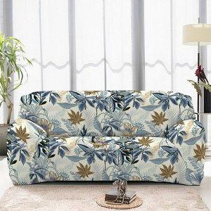 Чехол на диван трехместный ЧХТР071-16905, 195-230 см                              (s-104785)