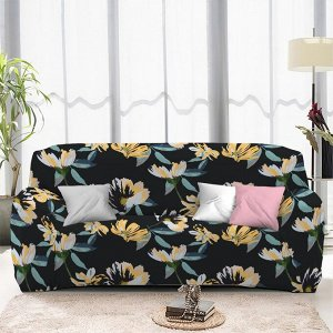 Чехол на диван трехместный ЧХТР071-16902, 195-230 см                              (s-104782)
