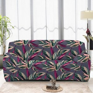 Чехол на диван трехместный ЧХТР071-16903, 195-230 см                              (s-104783)