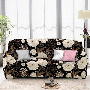 Чехол на диван трехместный ЧХТР071-16892, 195-230 см                              (s-104772)