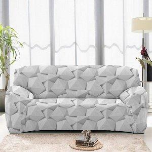 Чехол на диван трехместный ЧХТР071-13334, 195-230 см                              (s-104761)